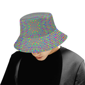 Neuron Stimulator All Over Print Bucket Hat for Men