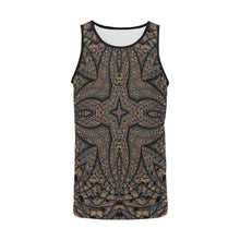 Elemental Earth Men's All Over Print Tank Top (Model T57)