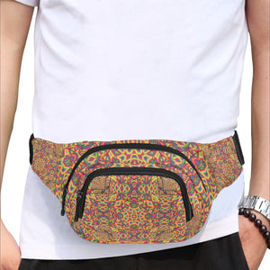 Beauty in Chaos Fanny Pack/Small (Model 1677)