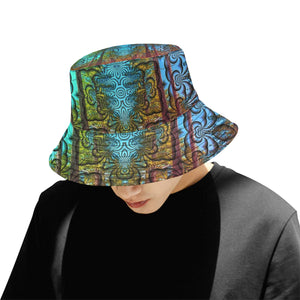 Trees for Friends All Over Print Bucket Hat for Men