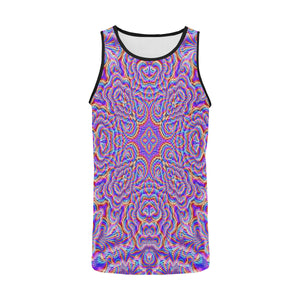 Ethereal Men's All Over Print Tank Top (Model T57)
