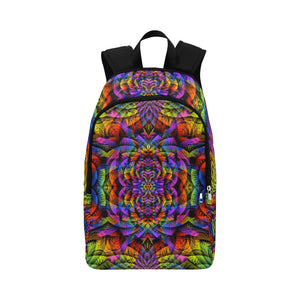 Consciousness Fabric Backpack for Adult (Model 1659)