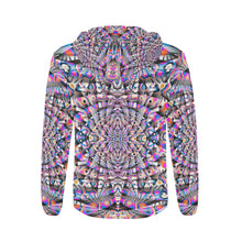 Eternal Essence All Over Print Full Zip Hoodie for Men (Model H14)