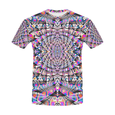 Eternal Essence All Over Print T-Shirt for Men (USA Size) (Model T40)