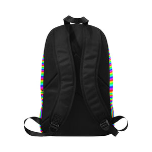 Hypnotizer Fabric Backpack for Adult (Model 1659)