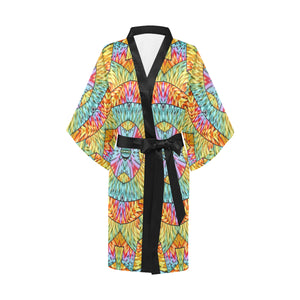 Eye of the Sun Kimono Robe