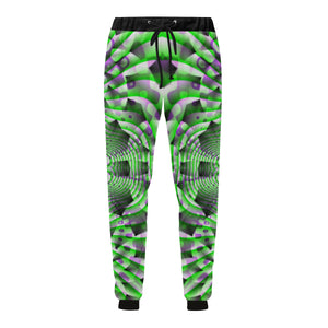 Mystic Motions Men's All Over Print Sweatpants (Model L11)