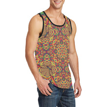 Beauty in Chaos Men's All Over Print Tank Top (Model T57)