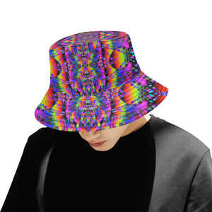Spectra All Over Print Bucket Hat for Men