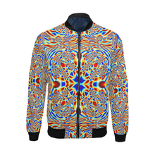 Chrysalis All Over Print Bomber Jacket for Men (Model H19)