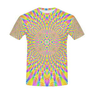 Lightfield All Over Print T-Shirt for Men (USA Size) (Model T40)