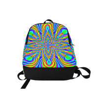 Higher Frequencies Fabric Backpack for Adult (Model 1659)