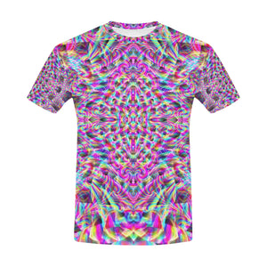 Astonishment All Over Print T-Shirt for Men (USA Size) (Model T40)