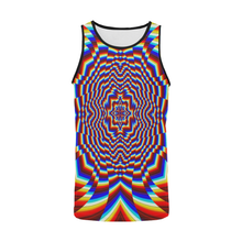 Focused Men's All Over Print Tank Top (Model T57)