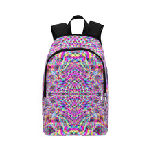 Astonishment Fabric Backpack for Adult (Model 1659)