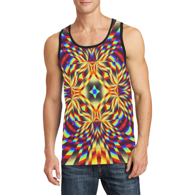 Pure Energy Men's All Over Print Tank Top (Model T57)