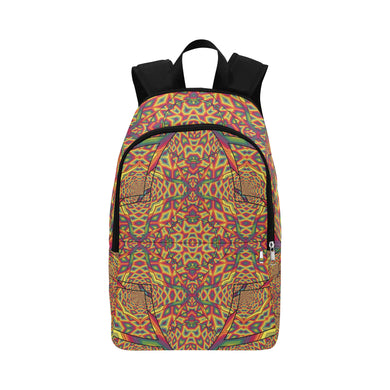 Beauty in Chaos Fabric Backpack for Adult (Model 1659)