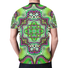 Borophyll New All Over Print T-shirt for Men (Model T45)