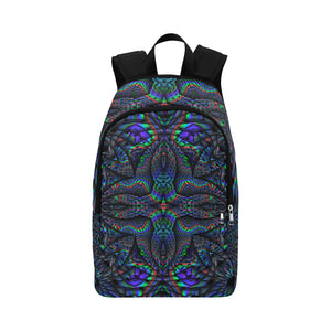 Elemental Water Fabric Backpack for Adult (Model 1659)