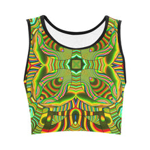 Amazonian Women's Crop Top (Model T42)