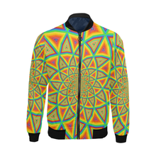 Colorspiral All Over Print Bomber Jacket for Men (Model H19)