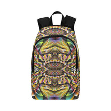 Ayahuasca Fabric Backpack for Adult (Model 1659)