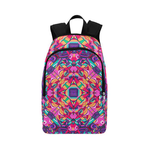 Vahalla Fabric Backpack for Adult (Model 1659)