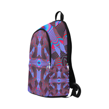 Artificial Intelligence Fabric Backpack for Adult (Model 1659)