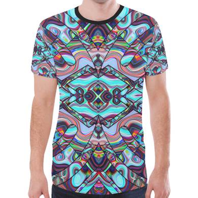 Inner Palace New All Over Print T-shirt for Men (Model T45)
