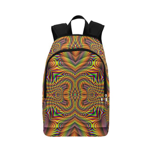 Harmonic Fabric Backpack for Adult (Model 1659)