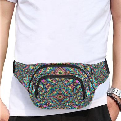 Meditative Thoughts Fanny Pack/Small (Model 1677)
