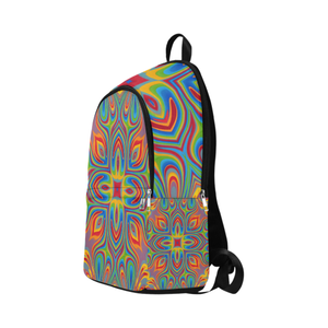 Lit Fabric Backpack for Adult (Model 1659)