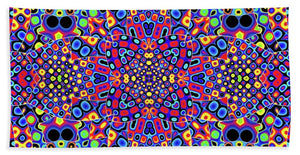 Alien Flora - Beach Towel