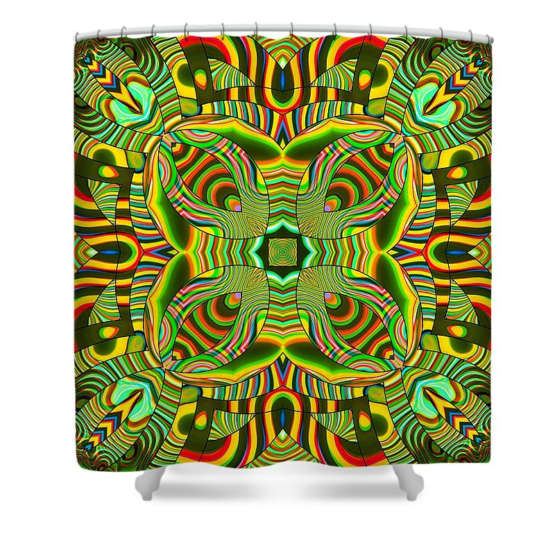 Amazonian - Shower Curtain