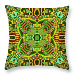 Amazonian - Throw Pillow
