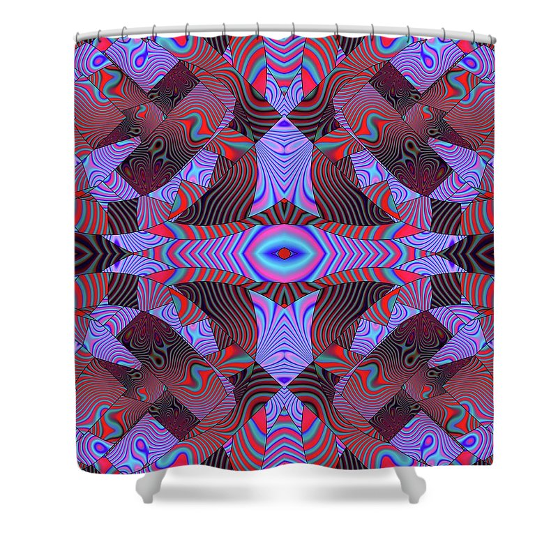 Arificial Intelligence - Shower Curtain
