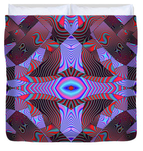 Arificial Intelligence - Duvet Cover