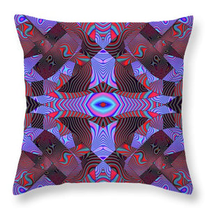 Artificial Intelligence - Throw Pillow