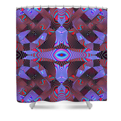 Artificial Intelligence - Shower Curtain