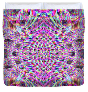 Astonishment - Duvet Cover