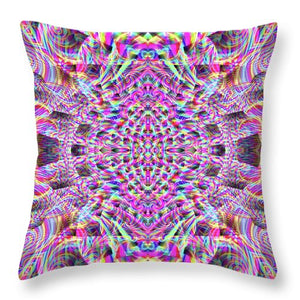 Astonishment - Throw Pillow