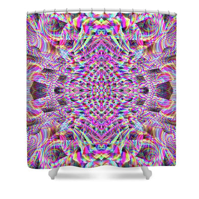 Astonishment - Shower Curtain