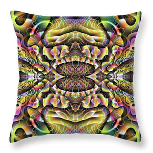 Ayahuasca - Throw Pillow