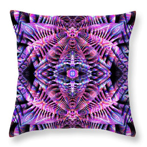 Being - Throw Pillow