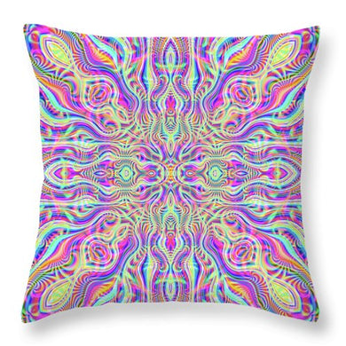 Blossom - Throw Pillow