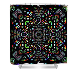 Cathedral - Shower Curtain