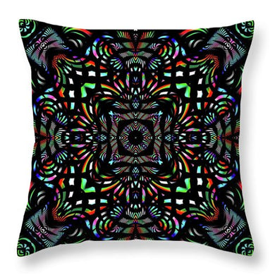 Cathedral - Throw Pillow