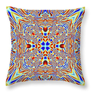 Chrysalis - Throw Pillow