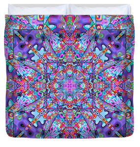 Colorburst - Duvet Cover