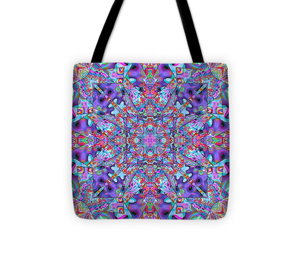 Colorburst - Tote Bag